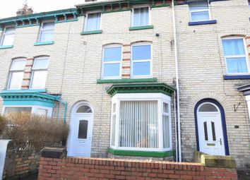 Thumbnail 3 bed terraced house for sale in Norwood Street, Scarborough, North Yorkshire