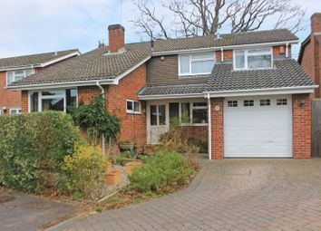 Thumbnail 4 bed detached house for sale in Trowbridge Close, Rownhams, Southampton
