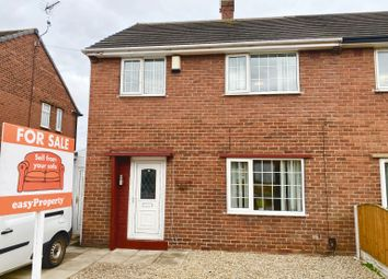 Thumbnail 3 bed semi-detached house for sale in Arnside Crescent, Castleford