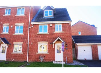 Thumbnail 4 bed town house for sale in Bevan Close, Victoria Gardens, Stockton On Tees