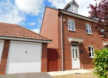 Thumbnail 4 bed town house to rent in Abbey Park Way, Weston, Crewe