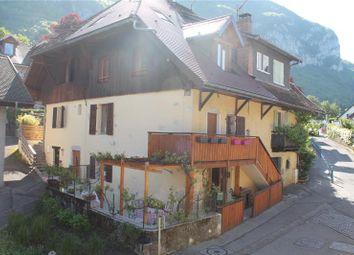 Thumbnail 3 bed terraced house for sale in Veyrier Du Lac, Veyrier Du Lac