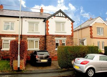 Thumbnail 3 bed semi-detached house for sale in Belmont Avenue, Macclesfield