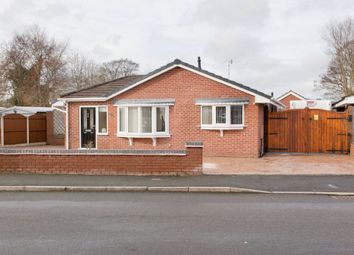 Thumbnail 2 bed detached bungalow for sale in Constance Avenue, Trentham, Stoke-On-Trent