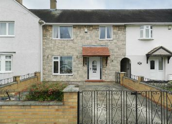 Thumbnail 3 bed terraced house for sale in Conifer Crescent, Clifton, Nottingham
