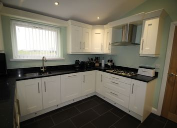 Thumbnail 3 bed semi-detached house for sale in The Green, Ponteland