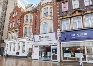 Thumbnail 1 bed flat for sale in Rushey Green, London