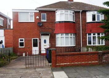 Thumbnail 3 bed semi-detached house for sale in Hayleazes Road, Denton Burn, Newcastle Upon Tyne