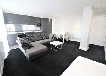 Thumbnail 2 bed flat to rent in Indigoblu, 14 Crown Point Rd, Leeds