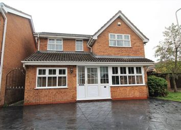 Thumbnail 4 bed detached house for sale in Manor View, West Derby, Liverpool, Merseyside