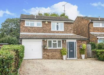 Thumbnail 4 bed detached house for sale in Chalklands, Bourne End