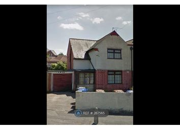 Thumbnail 3 bed semi-detached house to rent in Dorset Street, Derby
