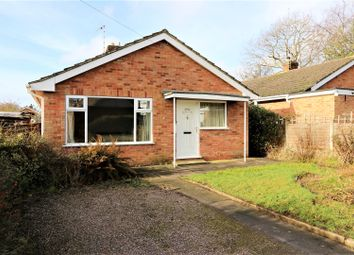 Thumbnail 2 bedroom detached bungalow for sale in Wilfred Gardens, Ashby-De-La-Zouch