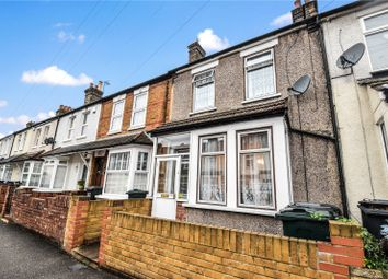 Thumbnail 2 bed terraced house for sale in Sussex Road, Dartford, Kent