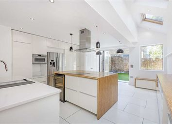 Thumbnail 5 bed terraced house for sale in Edgeley Road, Clapham, London