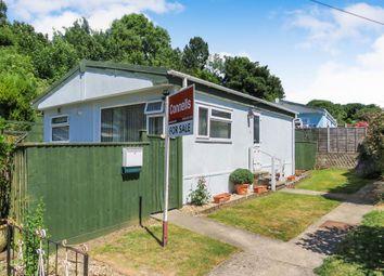 2 bed mobile/park home for sale in Quarr Lane Park, Quarr Lane, Sherborne DT9