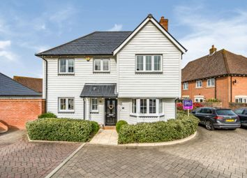 Thumbnail 3 bed detached house for sale in Tiffen Way, West Malling