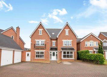 Thumbnail 7 bed detached house for sale in Harvest Fields Way, Sutton Coldfield