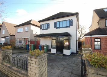 Thumbnail 3 bed detached house to rent in Lyndhurst Avenue, Pinner