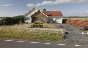 Thumbnail 6 bed detached bungalow for sale in Badninish, Cruden Bay, Peterhead
