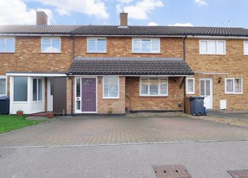 Thumbnail 3 bed terraced house for sale in Baddeley Close, Stevenage