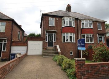 3 bed semi-detached house for sale in Tillmouth Gardens, Newcastle Upon Tyne NE4