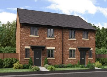 "Thumbnail 3 bed mews house for sale in ""The Hawthorne"" at School Aycliffe, Newton Aycliffe"
