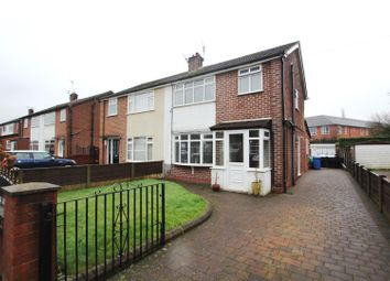 Thumbnail 3 bed semi-detached house for sale in Buttermere Road, Partington, Manchester