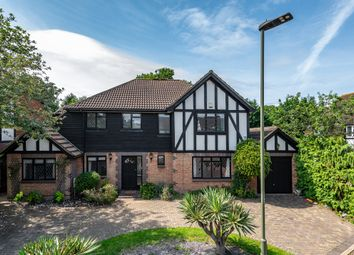 Thumbnail 4 bed detached house to rent in Westcott Close, Bromley