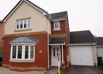 Thumbnail 3 bed detached house for sale in Wyncliffe Gardens, Cardiff