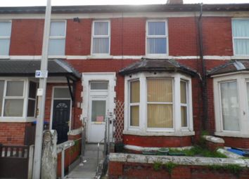 Thumbnail 5 bedroom terraced house for sale in Keswick Road, Blackpool