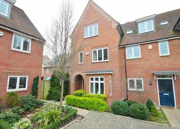 Thumbnail 4 bed town house to rent in Lark Hill, Oxford
