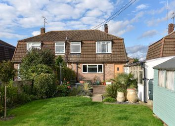 Thumbnail 3 bed semi-detached house for sale in Lake Road, East Hagbourne