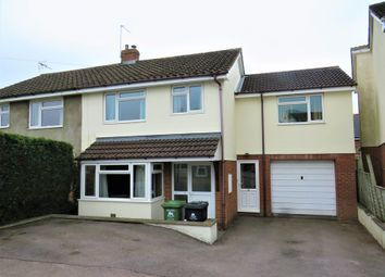 Thumbnail 5 bed semi-detached house for sale in Darren Road, Coleford