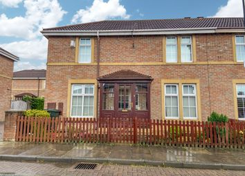 Thumbnail 2 bed semi-detached house for sale in Stephenson Street, North Shields