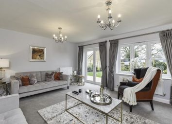 """Thumbnail 3 bed semi-detached house for sale in """"The Burleigh"""" at Avon Close, Ash, Aldershot"""