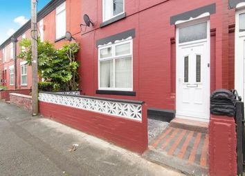 Thumbnail 3 bed terraced house for sale in Leybourne Avenue, Manchester, Greater Manchester, Uk