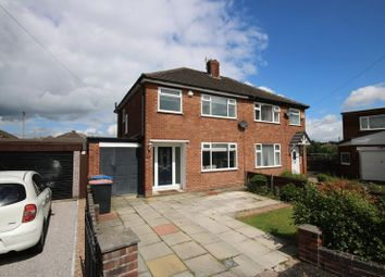 Thumbnail 3 bed semi-detached house for sale in Brook Grove, Irlam, Manchester