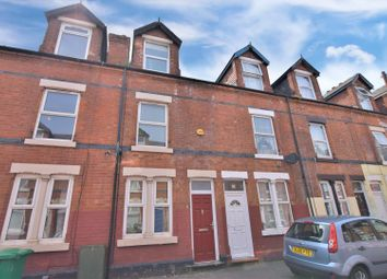 Thumbnail 3 bed terraced house for sale in Kentwood Road, Sneinton, Nottingham