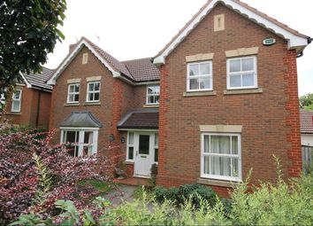 Thumbnail 4 bed property to rent in Livingstone Close, Oakham