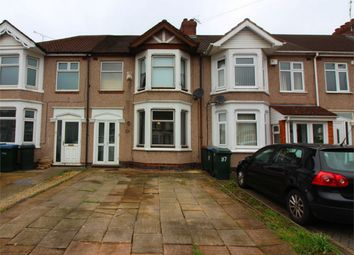Thumbnail 3 bedroom terraced house for sale in Middlemarch Road, Radford, Coventry