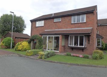 Thumbnail 4 bed detached house for sale in Welsby Close, Cinnamon Brow, Warrington, Cheshire