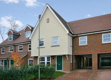 Thumbnail 4 bed semi-detached house for sale in Barrowfields Close, West End, Southampton