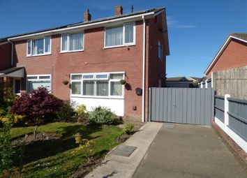 Thumbnail 3 bed semi-detached house for sale in Yewdale Road, Carlisle, Cumbria