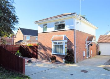 Thumbnail 3 bed detached house for sale in Burch Close, King's Lynn
