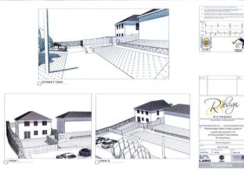 Thumbnail 3 bed semi-detached house for sale in Mountbatten Road, Penwithick, St. Austell