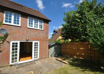 Thumbnail 3 bed end terrace house for sale in Woodstock, Knebworth, Hertfordshire