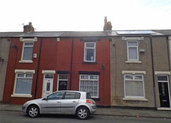 Thumbnail 2 bed terraced house for sale in Shrewsbury Street, Hartlepool, Durham