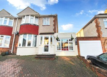 Thumbnail 3 bed semi-detached house for sale in Allington Drive, Strood, Kent