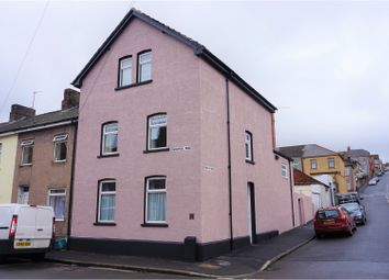 Thumbnail 4 bed end terrace house for sale in Duckpool Road, Newport